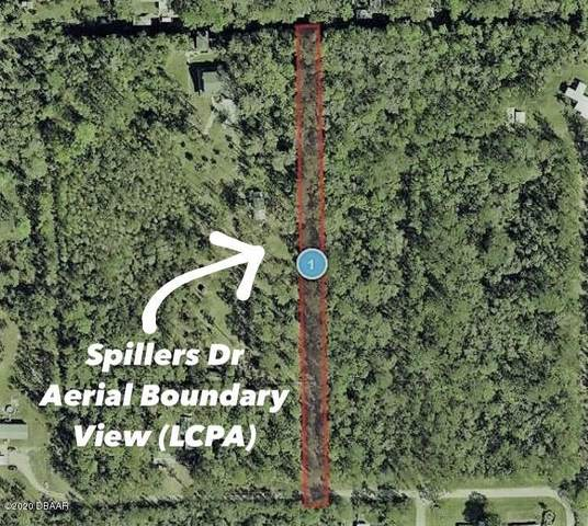 0 Spillers Drive, Astor, FL 32102 (MLS #1074630) :: NextHome At The Beach