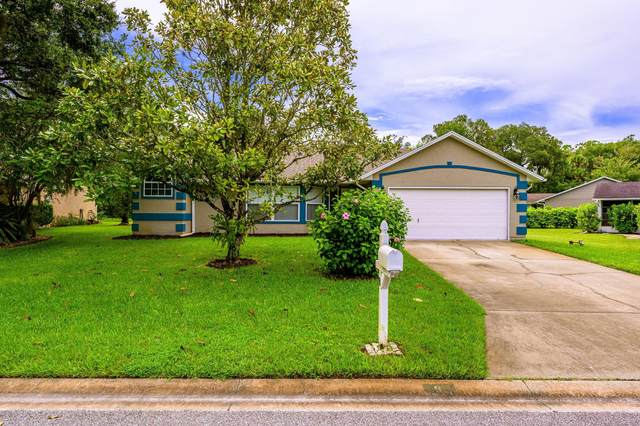 8 Park Ridge Way, Ormond Beach, FL 32174 (MLS #1074651) :: Memory Hopkins Real Estate
