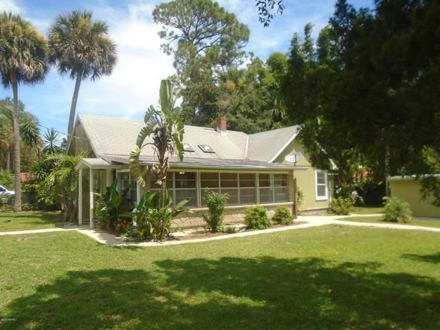 215 Fox Place, Port Orange, FL 32127 (MLS #1074663) :: Memory Hopkins Real Estate