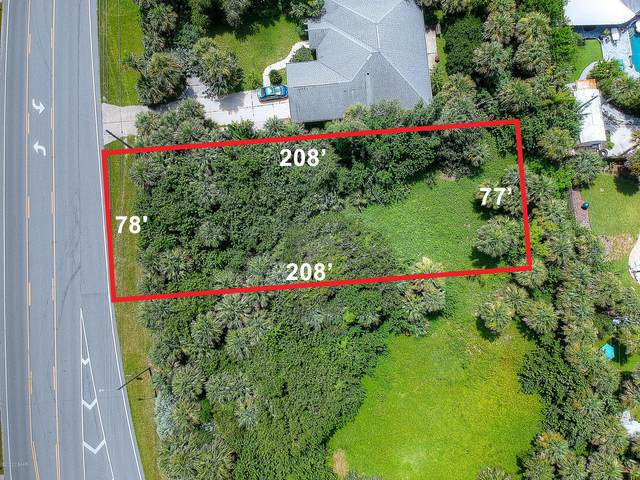 4714 S Atlantic Avenue, New Smyrna Beach, FL 32169 (MLS #1074866) :: Cook Group Luxury Real Estate