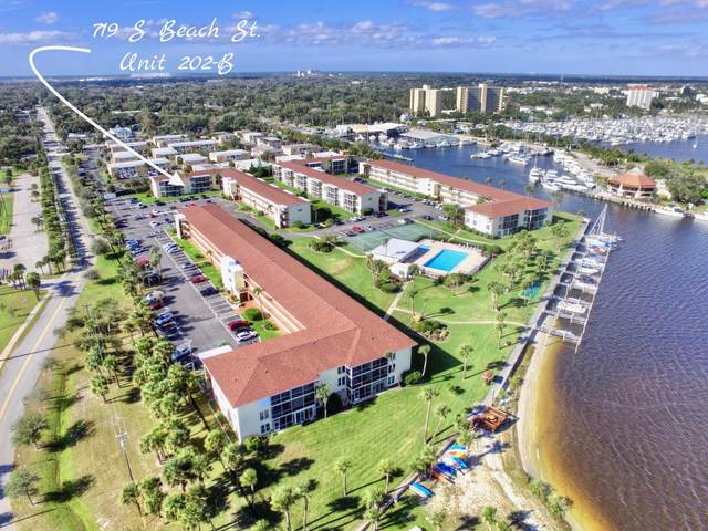 719 S Beach Street 202B, Daytona Beach, FL 32114 (MLS #1074930) :: Cook Group Luxury Real Estate