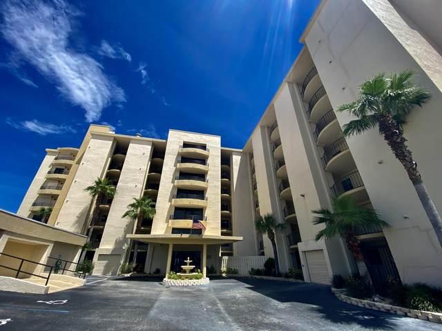 3255 S Atlantic Avenue #301, Daytona Beach Shores, FL 32118 (MLS #1074958) :: Memory Hopkins Real Estate