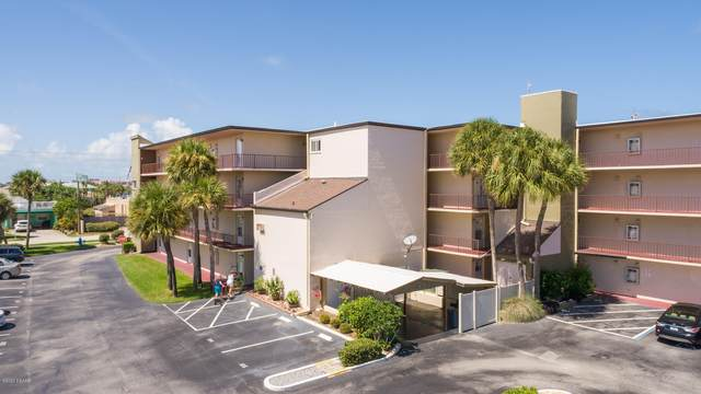 3700 S Atlantic Avenue #305, New Smyrna Beach, FL 32169 (MLS #1074968) :: Memory Hopkins Real Estate