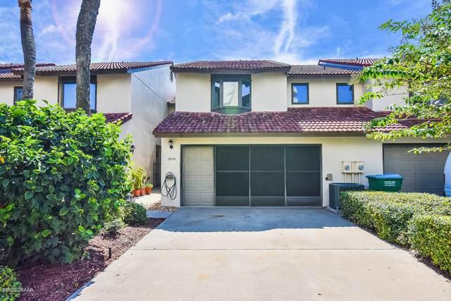 2938 Sea Oats Circle, Daytona Beach Shores, FL 32118 (MLS #1075023) :: Cook Group Luxury Real Estate