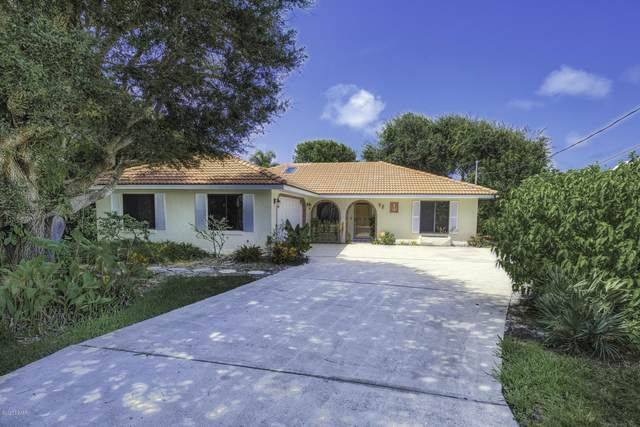 72 Beverly Hills Avenue, Ponce Inlet, FL 32127 (MLS #1075039) :: Cook Group Luxury Real Estate