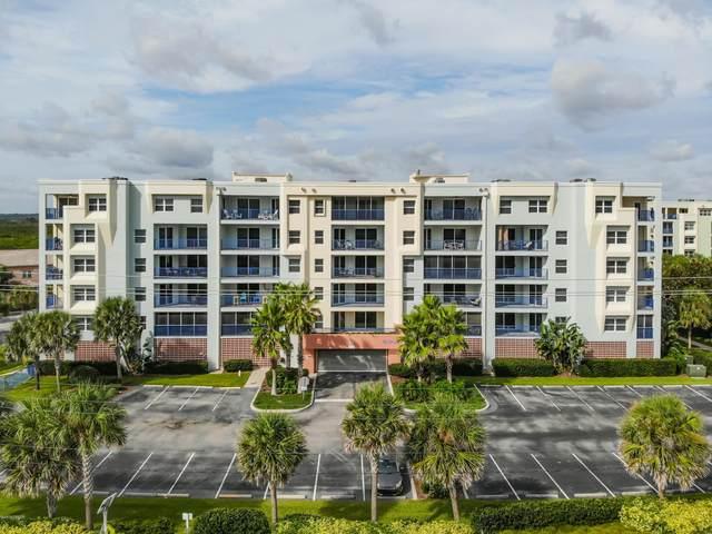 5300 S Atlantic Avenue #13504, New Smyrna Beach, FL 32169 (MLS #1075055) :: Cook Group Luxury Real Estate
