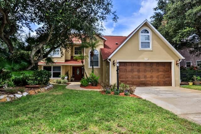 46 Ocean Way Drive, Ponce Inlet, FL 32127 (MLS #1075059) :: Florida Life Real Estate Group