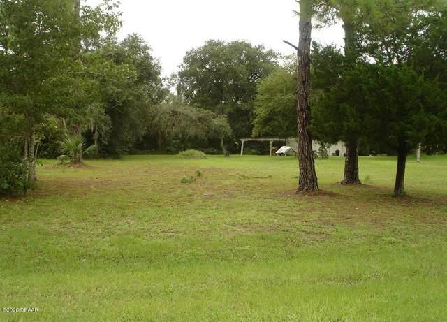 0 Tatum Boulevard, New Smyrna Beach, FL 32168 (MLS #1075097) :: Florida Life Real Estate Group