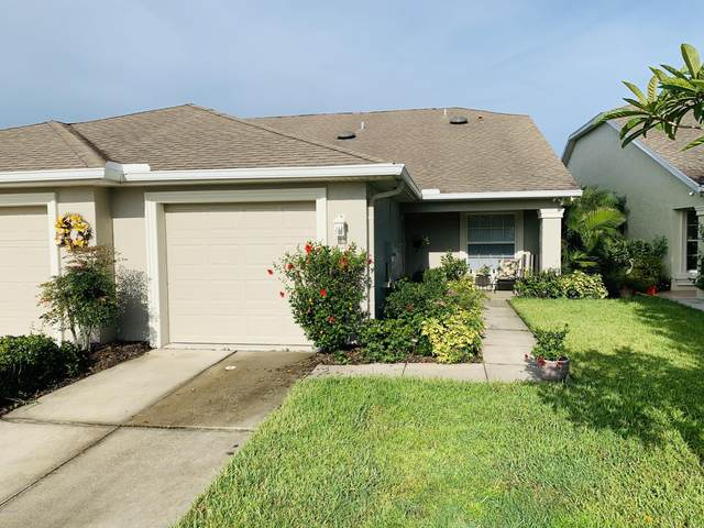 1407 Coconut Palm Circle, Port Orange, FL 32128 (MLS #1075108) :: Florida Life Real Estate Group