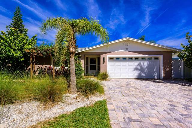 136 Anchor Drive, Ponce Inlet, FL 32127 (MLS #1075116) :: Cook Group Luxury Real Estate