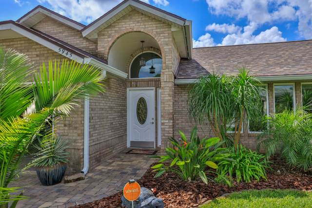 5945 Kendrew Drive, Port Orange, FL 32127 (MLS #1075182) :: Florida Life Real Estate Group