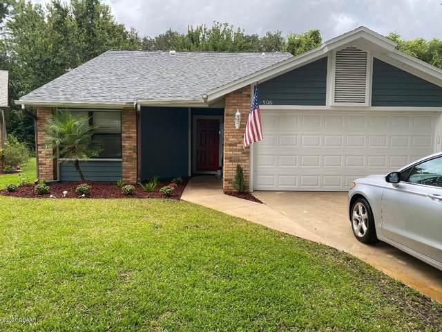 906 N Lakewood Terrace, Port Orange, FL 32127 (MLS #1075222) :: Cook Group Luxury Real Estate