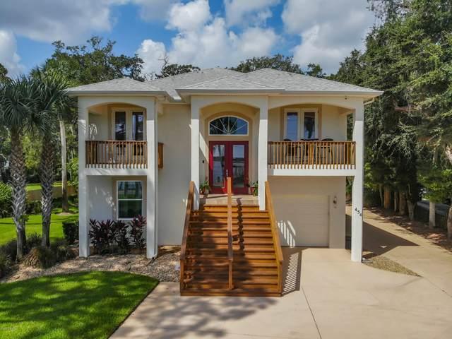 454 S Beach Street, Ormond Beach, FL 32174 (MLS #1075294) :: Cook Group Luxury Real Estate