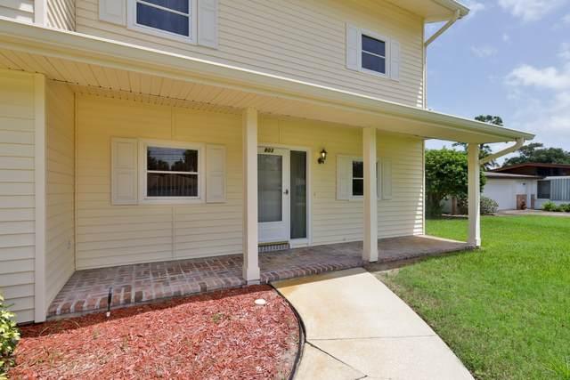 803 Fairway Drive, New Smyrna Beach, FL 32168 (MLS #1075310) :: NextHome At The Beach
