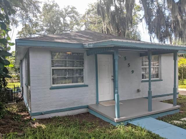 559 Eldorado Street, Daytona Beach, FL 32114 (MLS #1075334) :: Cook Group Luxury Real Estate