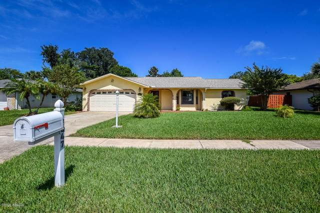 3447 Country Walk Drive, Port Orange, FL 32129 (MLS #1075446) :: Florida Life Real Estate Group