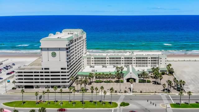 2700 N Atlantic Avenue #702, Daytona Beach, FL 32118 (MLS #1075456) :: Memory Hopkins Real Estate