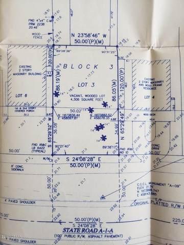 1105 N North Ocean Shore Boulevard, Flagler Beach, FL 32136 (MLS #1075465) :: Memory Hopkins Real Estate