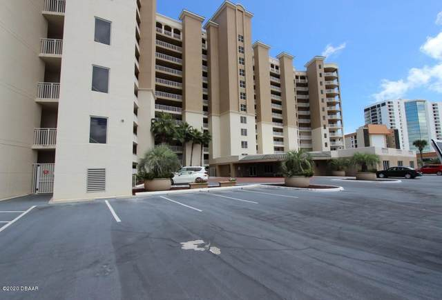 2403 S Atlantic Avenue #502, Daytona Beach Shores, FL 32118 (MLS #1075474) :: Florida Life Real Estate Group