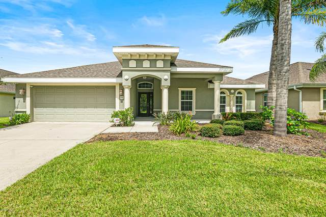1485 Areca Palm Drive, Port Orange, FL 32128 (MLS #1075476) :: Memory Hopkins Real Estate