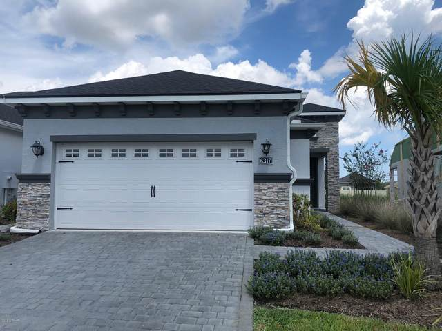 6317 Hanfield Drive, Port Orange, FL 32128 (MLS #1075492) :: Memory Hopkins Real Estate
