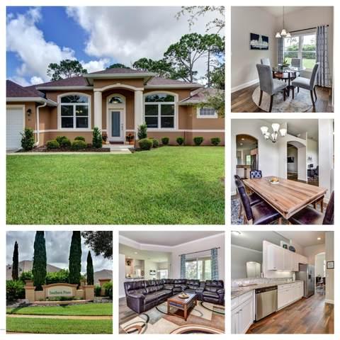 81 Chrysanthemum Drive, Ormond Beach, FL 32174 (MLS #1075493) :: Memory Hopkins Real Estate