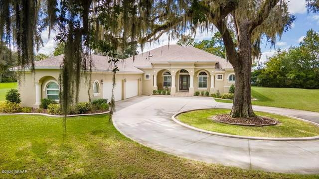 2111 Waterford Estates Drive, New Smyrna Beach, FL 32168 (MLS #1075504) :: Cook Group Luxury Real Estate