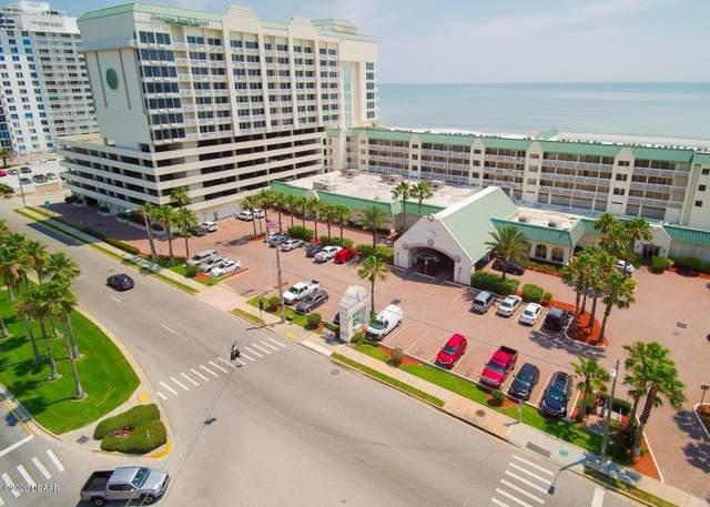 2700 N Atlantic Avenue #533, Daytona Beach, FL 32118 (MLS #1075507) :: Memory Hopkins Real Estate