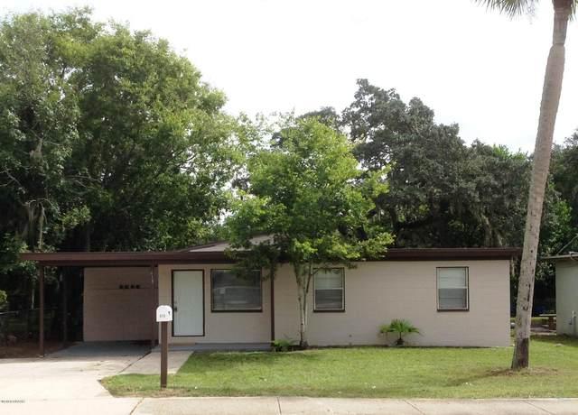 615 White Street, Daytona Beach, FL 32114 (MLS #1075524) :: Cook Group Luxury Real Estate