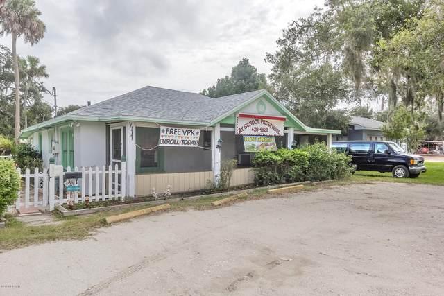 411 N Ridgewood Avenue, Edgewater, FL 32132 (MLS #1075525) :: Memory Hopkins Real Estate