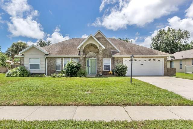 917 Oetter Drive, South Daytona, FL 32119 (MLS #1075526) :: Memory Hopkins Real Estate