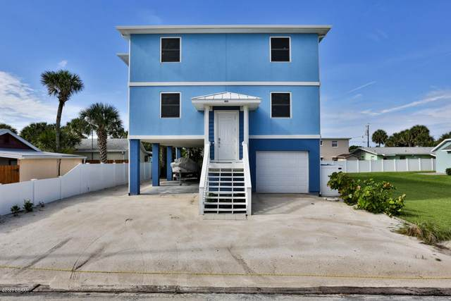 435 Jessamine Avenue, New Smyrna Beach, FL 32169 (MLS #1075578) :: Cook Group Luxury Real Estate