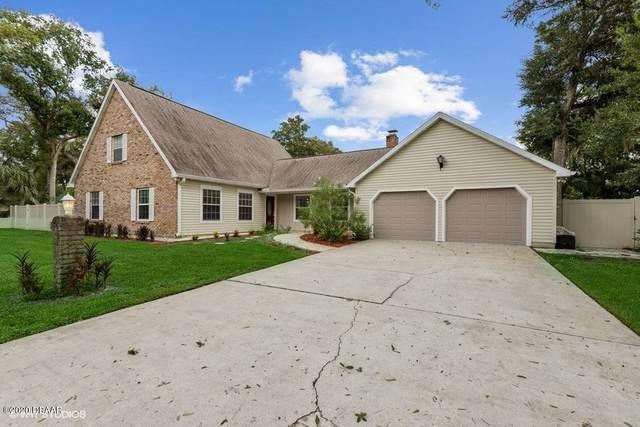14 Eagle Court, Ormond Beach, FL 32174 (MLS #1075587) :: Memory Hopkins Real Estate