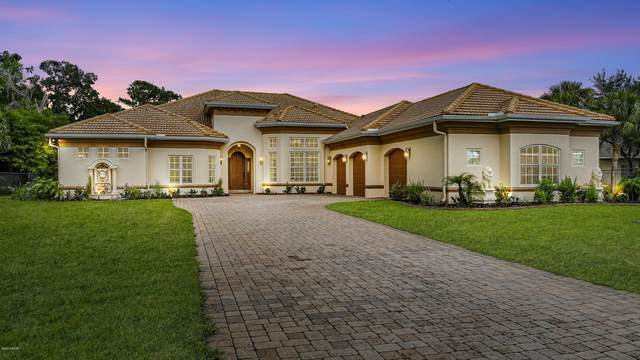 8 Old Mcduffie Circle, Ormond Beach, FL 32174 (MLS #1075588) :: Cook Group Luxury Real Estate