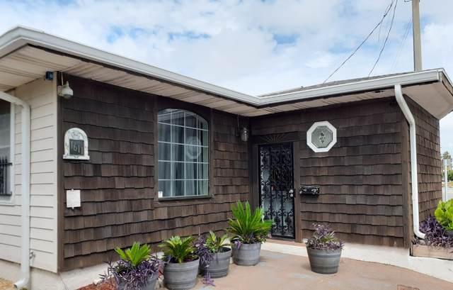 1611 N Atlantic Avenue, Daytona Beach, FL 32118 (MLS #1075590) :: Memory Hopkins Real Estate