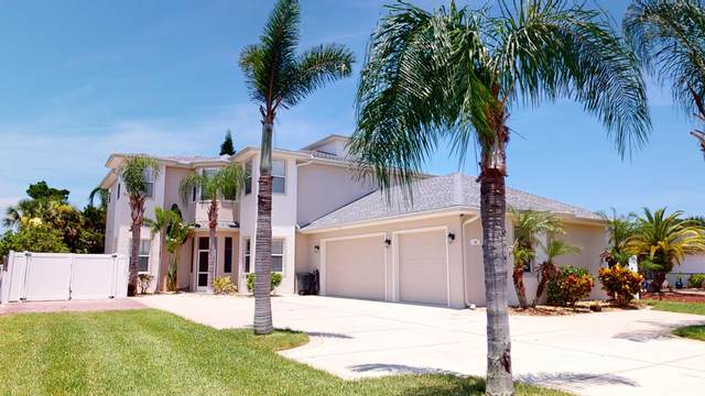 14 Cunningham Drive, New Smyrna Beach, FL 32168 (MLS #1075616) :: Florida Life Real Estate Group