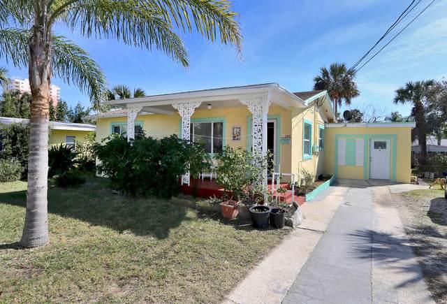 348 Morningside Avenue, Daytona Beach, FL 32118 (MLS #1075627) :: Memory Hopkins Real Estate