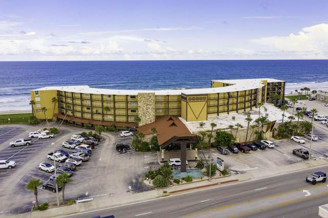 2301 S Atlantic Avenue #201, Daytona Beach Shores, FL 32118 (MLS #1075640) :: Florida Life Real Estate Group