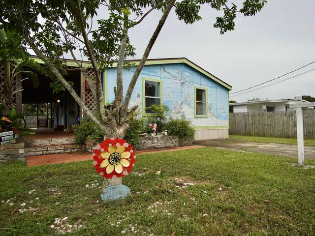 5641 Wood Street, Port Orange, FL 32127 (MLS #1075642) :: Memory Hopkins Real Estate