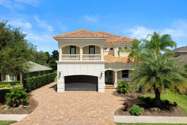63 Heron Drive, Palm Coast, FL 32137 (MLS #1075657) :: Cook Group Luxury Real Estate