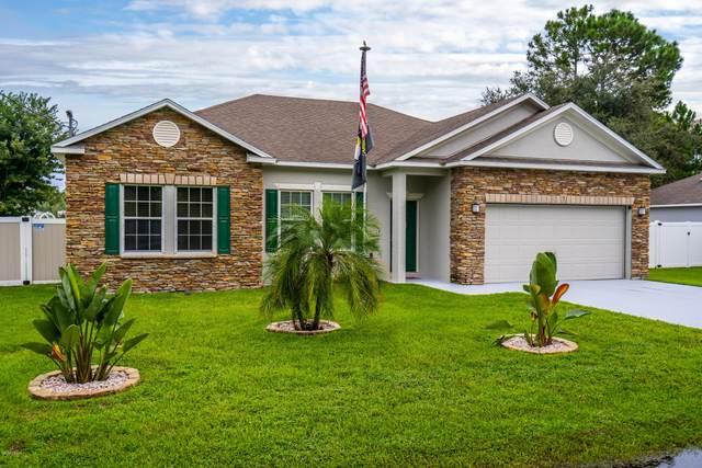 7 Sea Flower Path, Palm Coast, FL 32164 (MLS #1075659) :: Memory Hopkins Real Estate