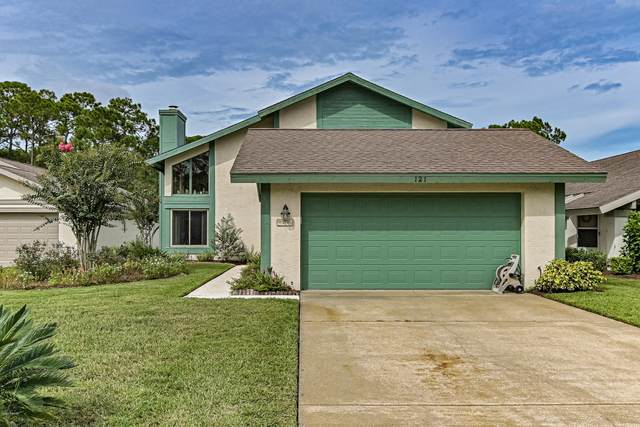 121 Meadowbrook Circle, Daytona Beach, FL 32114 (MLS #1075662) :: Cook Group Luxury Real Estate
