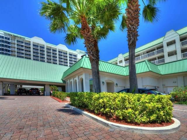 2700 N Atlantic Avenue #214, Daytona Beach, FL 32118 (MLS #1075670) :: Memory Hopkins Real Estate