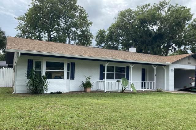 908 Timberwood Drive, Port Orange, FL 32127 (MLS #1075683) :: Memory Hopkins Real Estate