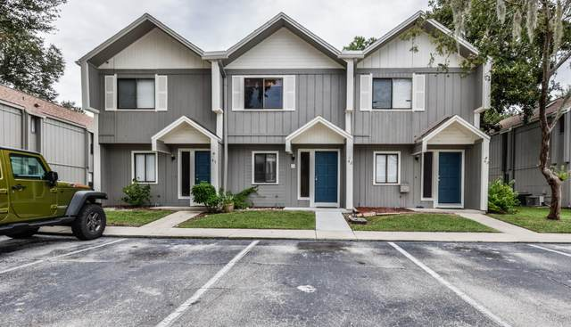 3960 Willow Trail Run #42, Port Orange, FL 32127 (MLS #1075685) :: Cook Group Luxury Real Estate