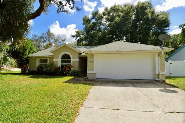 5903 Kendrew Drive, Port Orange, FL 32127 (MLS #1075688) :: Cook Group Luxury Real Estate