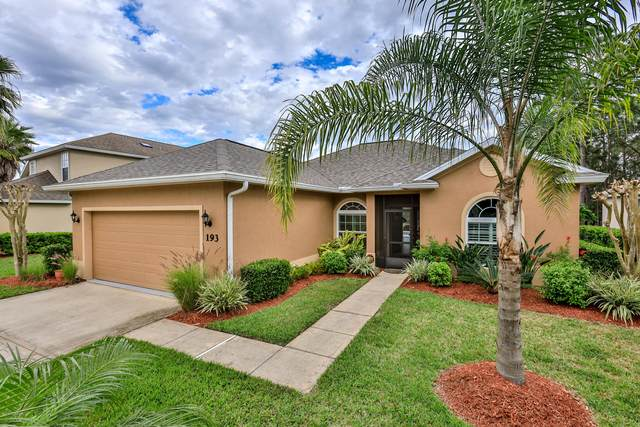 193 Perfect Drive, Daytona Beach, FL 32124 (MLS #1075689) :: Cook Group Luxury Real Estate