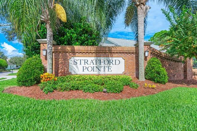 2340 Stratford Pointe Drive, Melbourne, FL 32904 (MLS #1075694) :: Memory Hopkins Real Estate