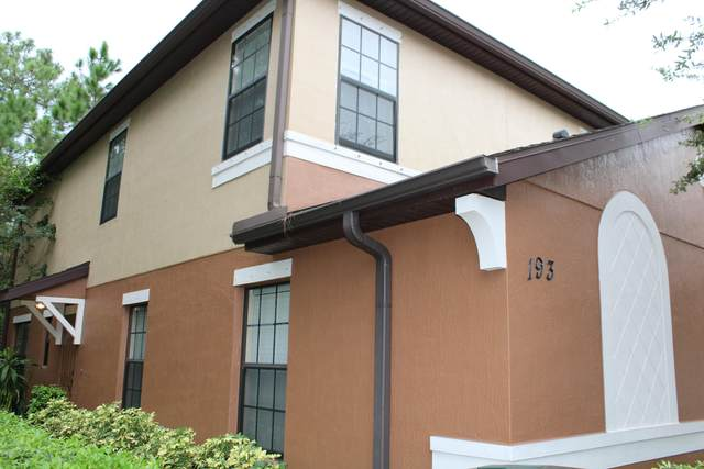 193 Tarracina Way, Daytona Beach, FL 32117 (MLS #1075695) :: Memory Hopkins Real Estate