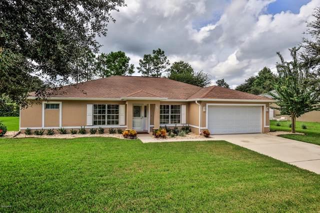 50 Chrysanthemum Drive, Ormond Beach, FL 32174 (MLS #1075724) :: Memory Hopkins Real Estate